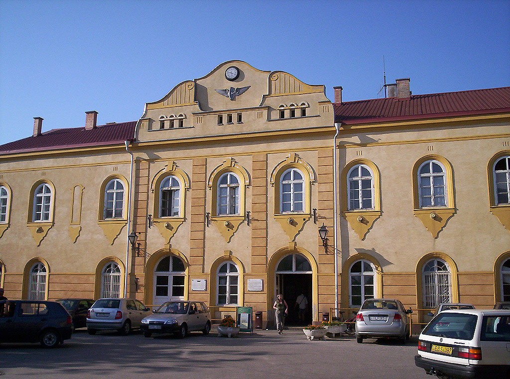 Koszos a vasútállomás aluljárója – A Házból jelentem