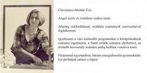 Chovanecz-Molnár Éva