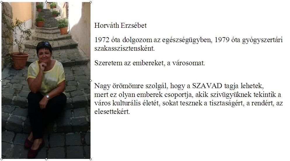 Horváth Erzsébet