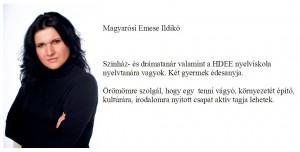 Magyarósi Emese Ildikó