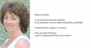 Matkovich Ilona