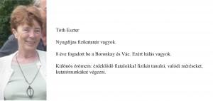 Tóth Eszter