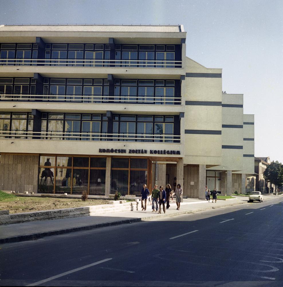 Titokzatos éjszakai látogatók a bezárt Karacs Kollégiumban
